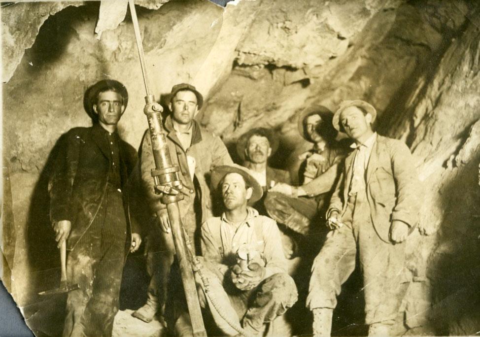 Cripple Creek miners
