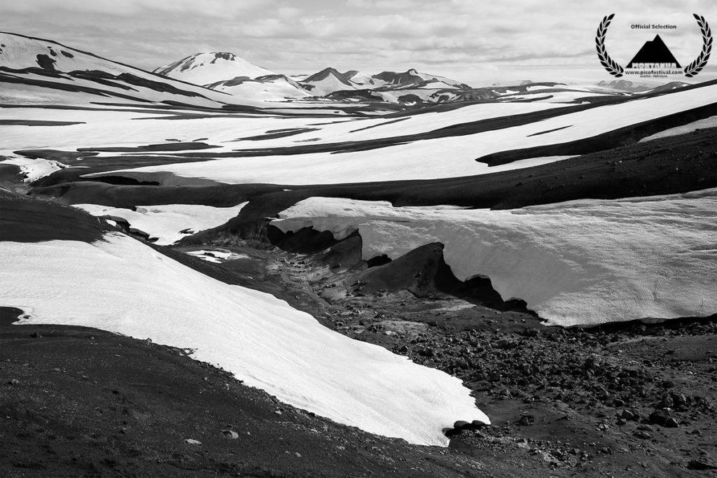 Glaciers Landmannalaugar.